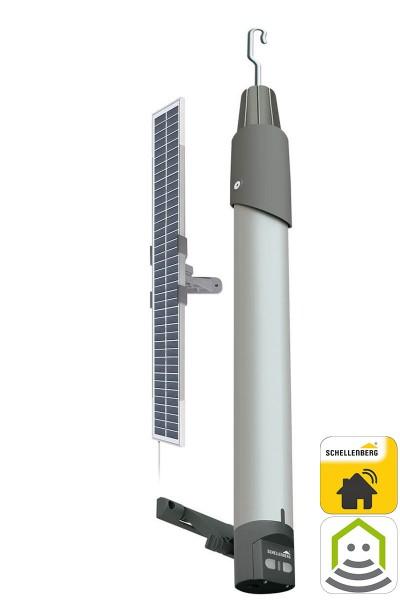 Funk Markisenantrieb Premium Mit Solarpanel Schellenberg