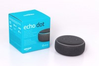 Echo Dot (3. Generation), Anthrazit Stoff