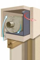 Rolladenkasten-Dämmrolle 3 mm / 37,5 x 150 cm / 2 Stück RO-Dämmrolle 2x 37,5x150cm